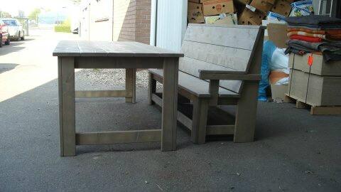 Maat werk meubel